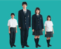 片山学園高等学校制服画像